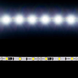 Environmental Lights Daylight White 2835 LED Strip Light, 60/m, 5mm wide, by the 5m Reel from OnSetLighting.com