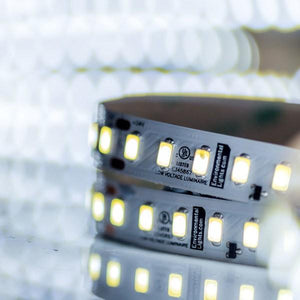 Environmental Lights Daylight White 5630 Single Row CurrentControl LED Strip Light, 126/m, 12mm wide, Sample Kit from OnSetLighting.com