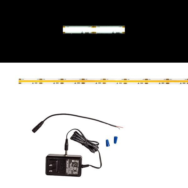 Environmental Lights Continuous LED Strip Light - 6,500K - Sample Kit from OnSetLighting.com