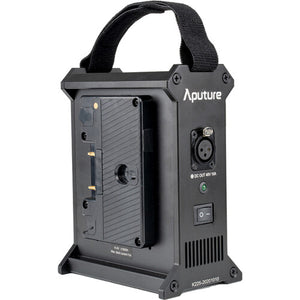 Aputure 2-Bay Battery Power Station (A-Mount)