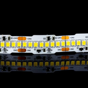 Environmental Lights LumenMax 2835 LED Strip Light - 6,500K - 240/m - CurrentControl - 2m Reel from OnSetLighting.com