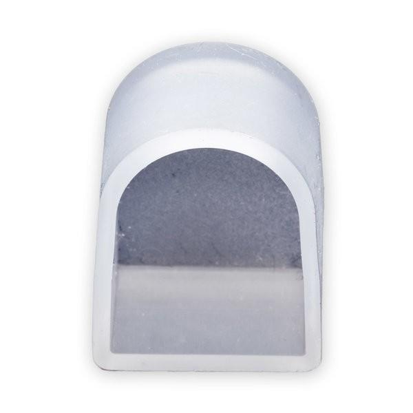 Environmental Lights End Cap for Flexible Diffusing Sleeve, Dome Top from OnSetLighting.com