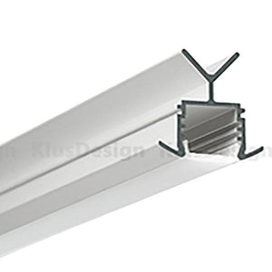 Environmental Lights CS164 LED Channel System Including Base Klus-B6144ANODA-2m and Top Klus-1369-2m from OnSetLighting.com