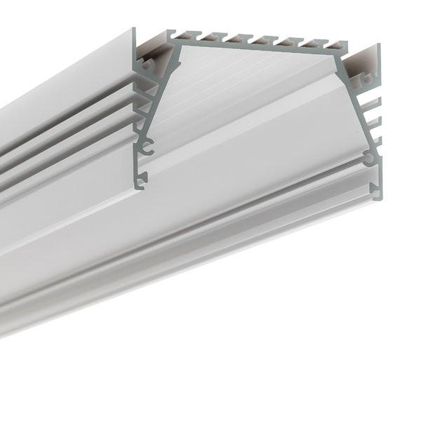 Environmental Lights CS152 LED Channel System Including Base Klus-B6593-2m and Top Klus-17081-2m from OnSetLighting.com