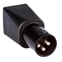 Load image into Gallery viewer, Environmental Lights 3-pin Male XLR to RJ45 Adapter from OnSetLighting.com