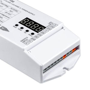 Environmental Lights PowerPro 4 Channel DMX Digital Decoder - 12V - 100W from OnSetLighting.com