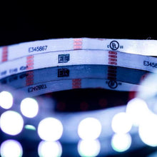 Load image into Gallery viewer, Environmental Lights UltraSlim RGB 2835 LED Strip Light - 84/m - 5m Reel from OnSetLighting.com