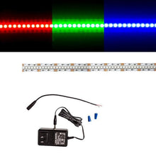 Load image into Gallery viewer, Environmental Lights LumenMax RGB 3535 LED Strip Light - 240/m - Sample Kit from OnSetLighting.com