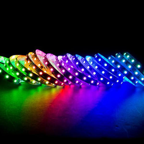 Environmental Lights RGB + 3,000K 4-in-1 XL PixelControl LED Strip Light - 60/m - 3m from OnSetLighting.com