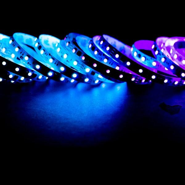 Environmental Lights RGB + 3,000K 4-in-1 XXL PixelControl LED Strip Light - 60/m - 5m from OnSetLighting.com