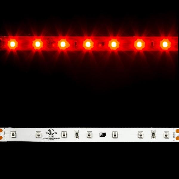 Environmental Lights Performance 2835 LED Strip Light - Red - 56/m - 5m Reel from OnSetLighting.com