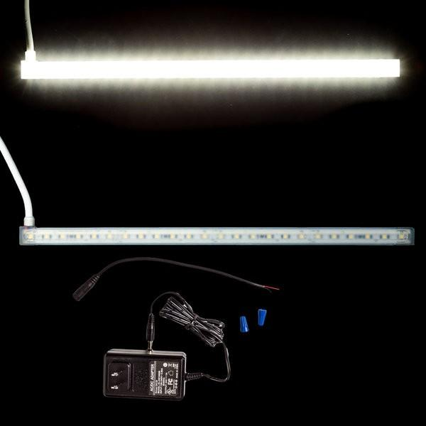 Environmental Lights ProFlex 2835 LED Strip Light - 3,000K - 72/m - Injection Molded Sample Kit from OnSetLighting.com