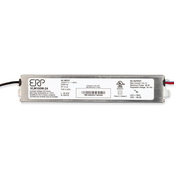 Environmental Lights MicroMax VLM LED Driver - 24 VDC - 96W from OnSetLighting.com
