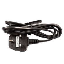 Load image into Gallery viewer, Environmental Lights C7 Adapter Cord with United Kingdom Plug from OnSetLighting.com