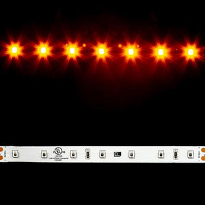 Environmental Lights Performance 2835 LED Strip Light - Amber - 56/m - 5m Reel from OnSetLighting.com