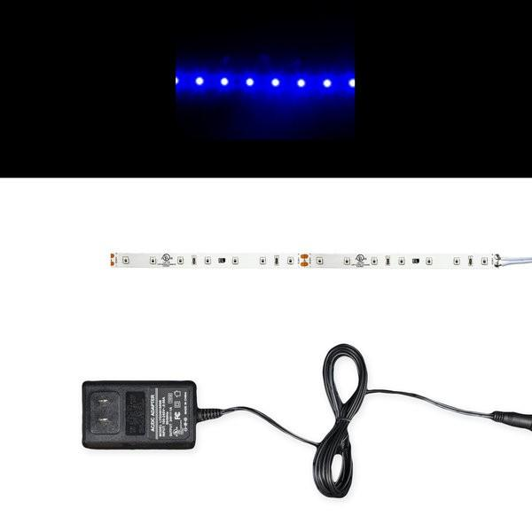 Environmental Lights Performance 2835 LED Strip Light - Blue - 56/m - Sample Kit from OnSetLighting.com