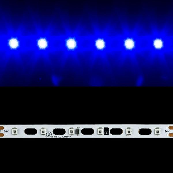 Environmental Lights HyperFlex 2835 LED Strip Light - Blue - 60/m - CurrentControl - 10m Reel from OnSetLighting.com