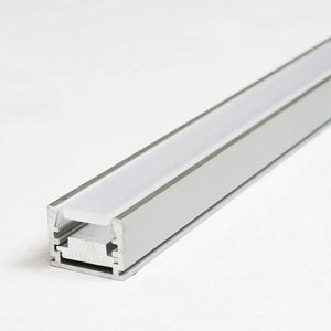 Environmental Lights CS074-2m LED Channel System Including Base Klus-B468+43-2m and Top Klus-1369-2m from OnSetLighting.com