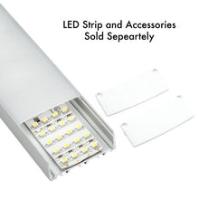 Load image into Gallery viewer, Environmental Lights CS103-2m LED Channel System Including Base and Top-2m from OnSetLighting.com