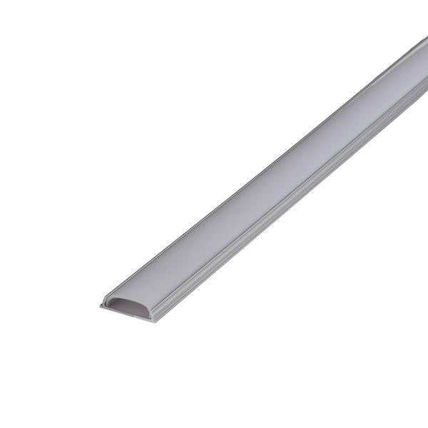 Environmental Lights CS121-2m Bendable LED Channel System Including Base and Top-2m from OnSetLighting.com