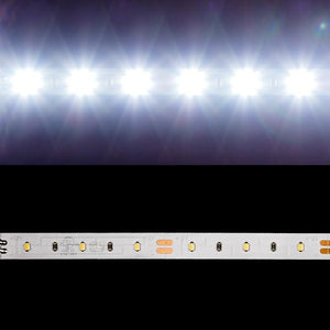 Environmental Lights Daylight White 2216 TruColor LED Strip Light, 60/m, 8mm wide, by the 5m Reel from OnSetLighting.com