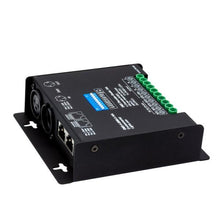 Load image into Gallery viewer, Environmental Lights Studio 4 Channel DMX Decoder - 3-pin XLR - 10A per Channel from OnSetLighting.com