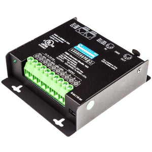 Environmental Lights Studio 4 Channel DMX Decoder - 5-pin XLR - 10A per Channel from OnSetLighting.com