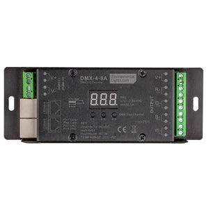 Environmental Lights StudioPro 4 Channel DMX Digital Decoder - 8A per Channel from OnSetLighting.com