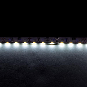 Environmental Lights Daylight White 3014 Side View LED Strip Light, 96/m, 8mm wide, by the 5m Reel from OnSetLighting.com