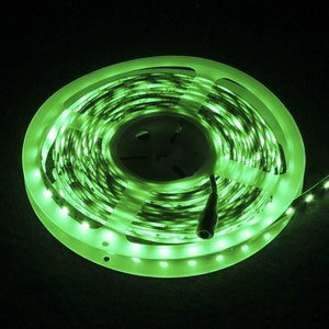 Environmental Lights Green 5050 Single Row CurrentControl LED Strip Light, 60/m, 12mm wide, Sample Kit from OnSetLighting.com