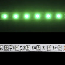 Load image into Gallery viewer, Environmental Lights Green 5050 Single Row CurrentControl LED Strip Light, 60/m, 12mm wide, by the 6m Reel from OnSetLighting.com