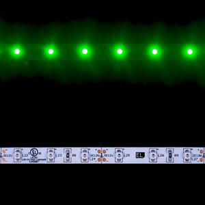 Environmental Lights Green 3528 LED Strip Light, 60/m, 8mm wide, Sample Kit from OnSetLighting.com