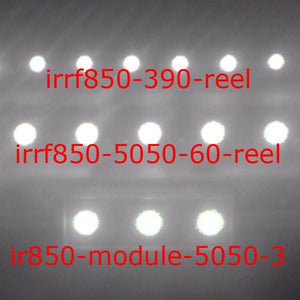 Environmental Lights Multi Touch Screen 50-Module LED Kit (Infra Red 850 nm) (European plug) from OnSetLighting.com