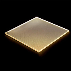 "Environmental Lights Ultra Thin LED Light Panel 6.5""x6.5"", Neutral White Sample Kit from OnSetLighting.com"