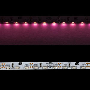 Environmental Lights Pink 3014 Side View LED Strip Light, 96/m, 8mm wide, Sample Kit from OnSetLighting.com