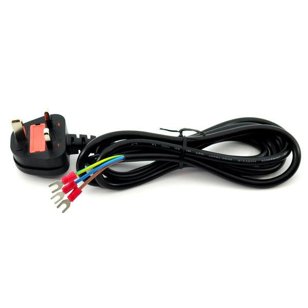 Environmental Lights Power Cord with United Kingdom Plug from OnSetLighting.com