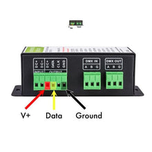 Load image into Gallery viewer, Environmental Lights DMX512 PixelControl Decoder V2 from OnSetLighting.com