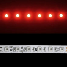 Load image into Gallery viewer, Environmental Lights Red 5050 Single Row CurrentControl LED Strip Light, 60/m, 12mm wide, Sample Kit from OnSetLighting.com
