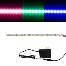 Load image into Gallery viewer, Environmental Lights RGBDW 4-in-1 5050 CurrentControl LED Strip Light, 72/m, 12mm wide, Sample Kit from OnSetLighting.com