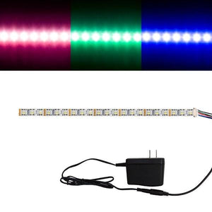 Environmental Lights RGBDW 4-in-1 5050 CurrentControl LED Strip Light, 72/m, 12mm wide, Sample Kit from OnSetLighting.com