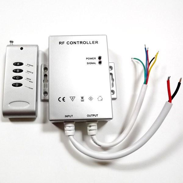 Environmental Lights RGB ColorPlus 4-Channel LED Controller (rain-proof) - 12 or 24 VDC from OnSetLighting.com