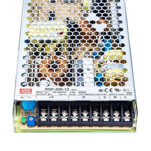 Environmental Lights 200 Watt 12 VDC Power Supply with PFC from OnSetLighting.com