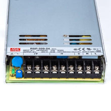 Load image into Gallery viewer, Environmental Lights 320 Watt 24 VDC Power Supply with PFC from OnSetLighting.com