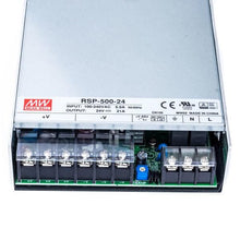 Load image into Gallery viewer, Environmental Lights 500 Watt 24 VDC Power Supply with PFC from OnSetLighting.com