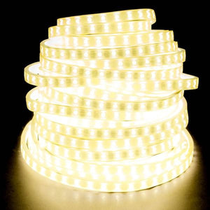 Environmental Lights Neutral White 5050 LED Super Flat Rope, 60/m, with White Finish, by the 20m Reel from OnSetLighting.com