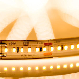 Environmental Lights Soft White 2216 TruColor LED Strip Light, 240/m, 10mm wide, by the 5m Reel from OnSetLighting.com
