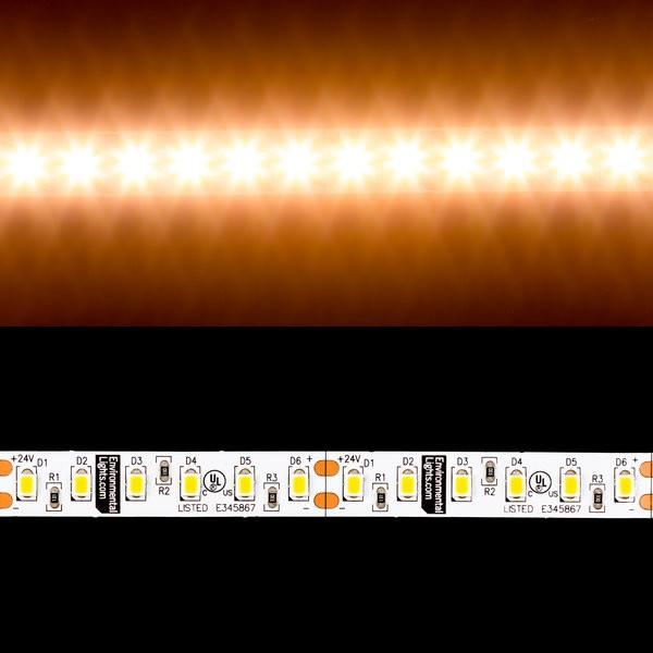 Environmental Lights Tungsten White 2835 CRI 95+ LED Strip Light, 120/m, 10mm wide, Sample Kit from OnSetLighting.com