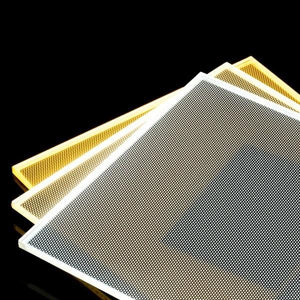 "Environmental Lights Ultra Thin LED Light Panel 6.5""x6.5"", Soft White Sample Kit from OnSetLighting.com"