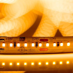 Environmental Lights Very Warm White 2216 TruColor LED Strip Light, 240/m, 10mm wide, Sample Kit from OnSetLighting.com