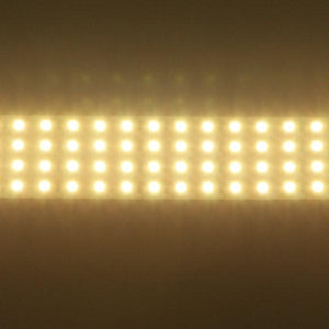 Environmental Lights Very Warm White 3528 Quad Row LED Strip Light, 450/m, 28mm wide, by the 3.2m Reel from OnSetLighting.com